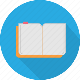 book, dictionary, education, knowledge, library, literature, studying icon