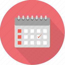 agenda, calendar, date, event, month, reminder, time icon