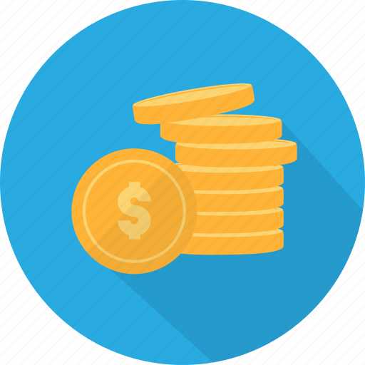 business, coin, earnings, finance, gold, investment, money icon