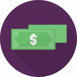 bank, currency, dollar, finance, investment, money, payment icon