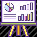 analytical chart, business analytics, data analysis, financial growth, statistical presentation