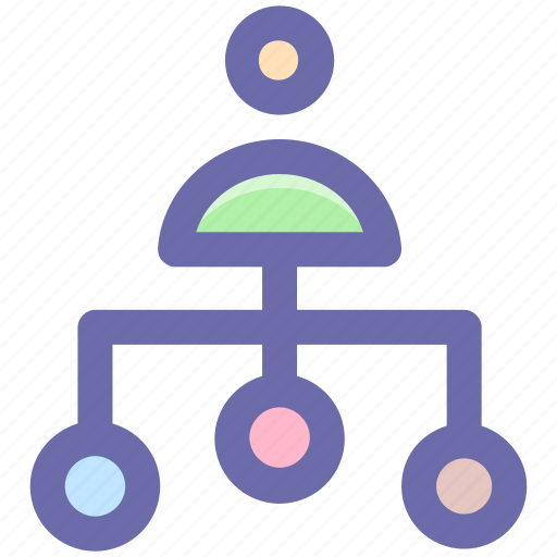 connection, data, links, man, network, networking, user icon
