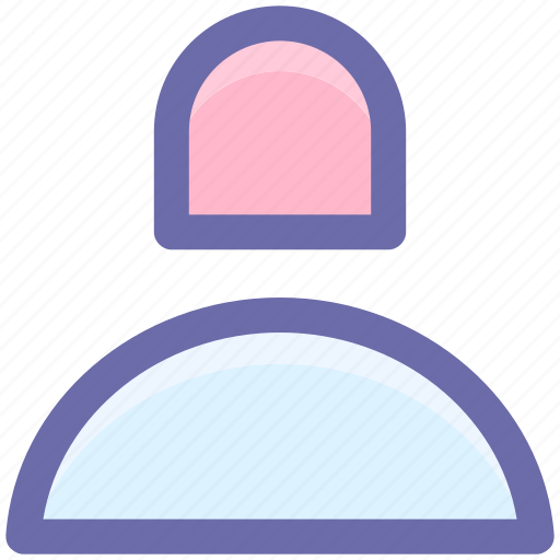 employee, female, girl, people, person, user icon