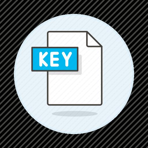 1, business, file, format, iwork, key, keynote, mac, presentation icon