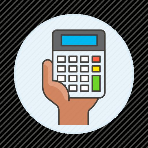 Calc Calculator Expenses Finance
