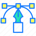 aroow, design, direction, market, navigation, pointer, reshape