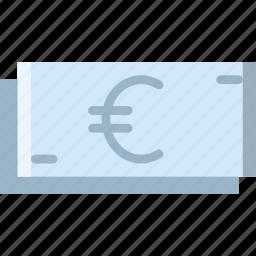 business, euro, finance, marketing icon