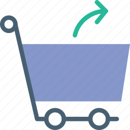 business, cart, finance, from, get, marketing, shopping icon