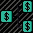 business, finance, marketing, money, tree
