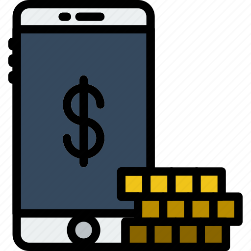 business, finance, internet, marketing, payment icon
