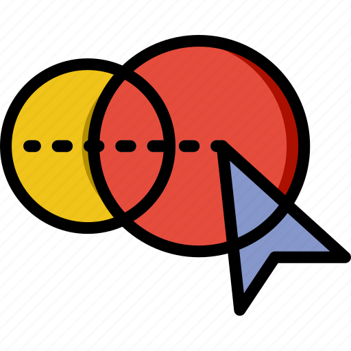 builder, design, graphic, shape, tool icon
