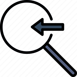 design, graphic, previous, tool, view icon