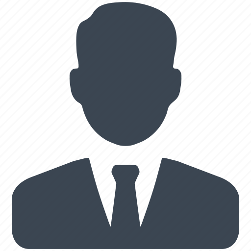 business, business man, businessman, male, man, people, user icon