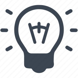 brainstorming, bulb, concept, creativity, fresh idea, idea, strategy icon