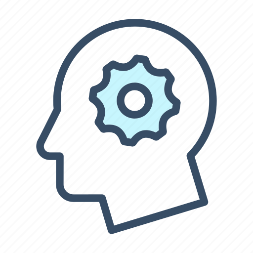 business, gear, implementation, inovation, integration, productivity, progress icon