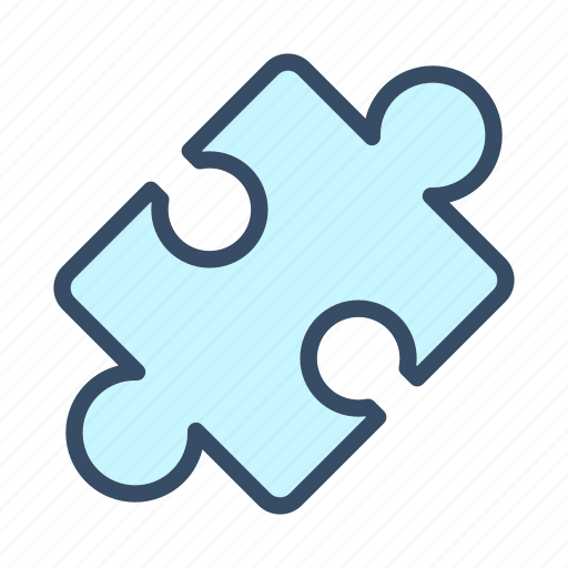 business, integration, interaction, productivity, puzzle, solution icon