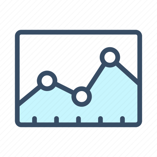 analytic, chart, data, data research, economy, graph, statistics icon