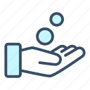 cash, cash out, donate, finance, pay, payment icon