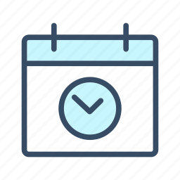 date, deadline, event, plan, planning, schedule, time icon