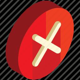 block, business, cancel, checkmark, delete, remove icon