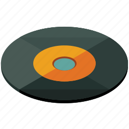 business, cd, device, dvd, storage icon