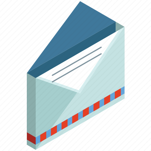 business, email, envelope, mail, post, postage icon