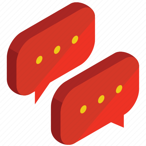 business, chat, conversation, message, text icon