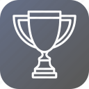 appreciation, experience, prize, success, trophy, victory