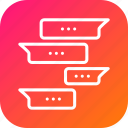 chat, consultation, consulting, customer, discussion, service, support icon