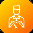 employee, esteem, indicator, performance, self