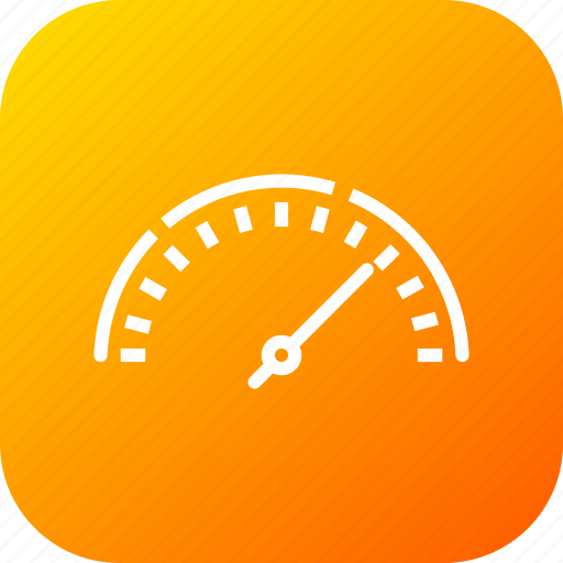 esteem, gauge, measure, performance, self, speed, speedometer icon
