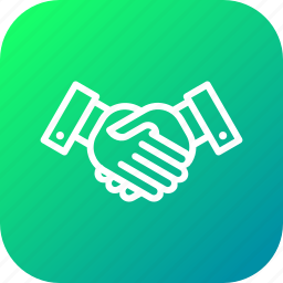 affability, aggrement, business, commitment, deal, handshake, partnership icon