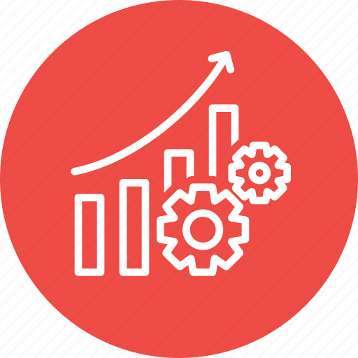 for, generate, growth, investors, planning, rapid, value icon