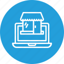 ecommerce, market, marketplace, online, retail, shop, store icon
