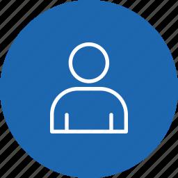 avatar, contact, personal, portfolio, portrait, profile, user icon