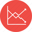 analytics, chart, graph, model, profit, revenue, sales icon