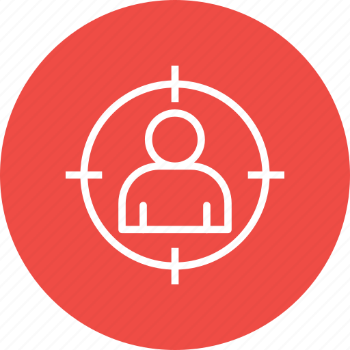 Audience, customer, focus, marketing, seo, target, user icon - Download on Iconfinder