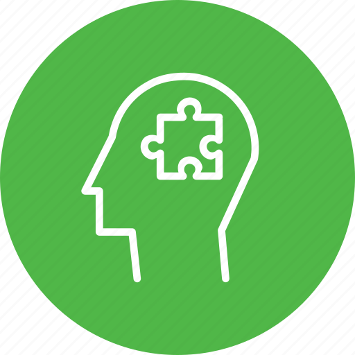 analytical, problem, puzzle, solution, study, thinking icon