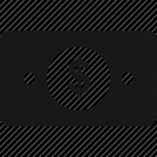 bill, dollar, finance, money, online icon