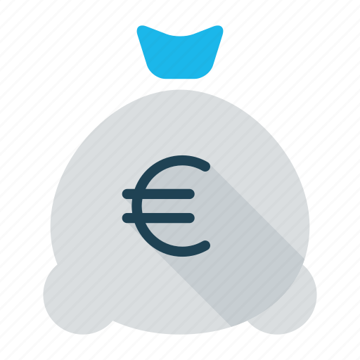 bank, budget, business, finance, interest, investment, money bag icon