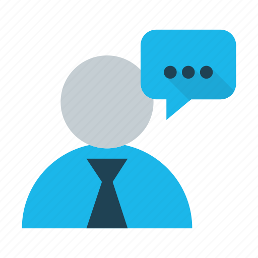 business, chat, communication, conference, conversation, dialogue, meeting icon