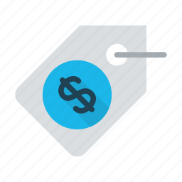 business, label, price tag, sale tag, sales, tag icon