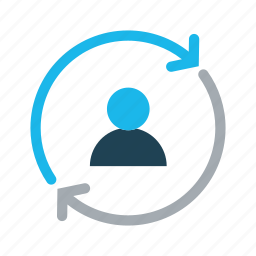 business, employee, hiring, human resources, resources, worker icon