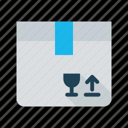 box, business, delivery, goods, logistics, parcel, transportation icon