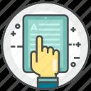 book, e, online, shipping, shopping, study icon