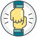 building, business, office, people, team, work icon