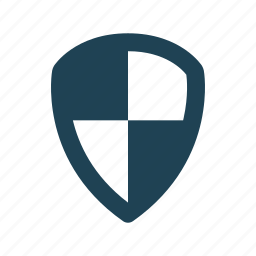 antivirus, business, firewall, protection, security, shield, solid icon