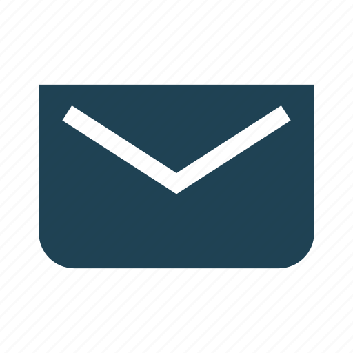 business, communication, envelope, letter, mail, message, solid icon