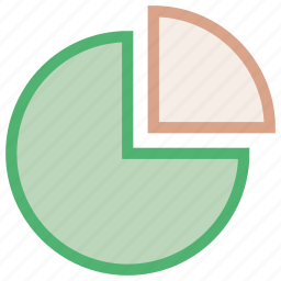 chart, graph, infographic, investment, report, stocks icon icon