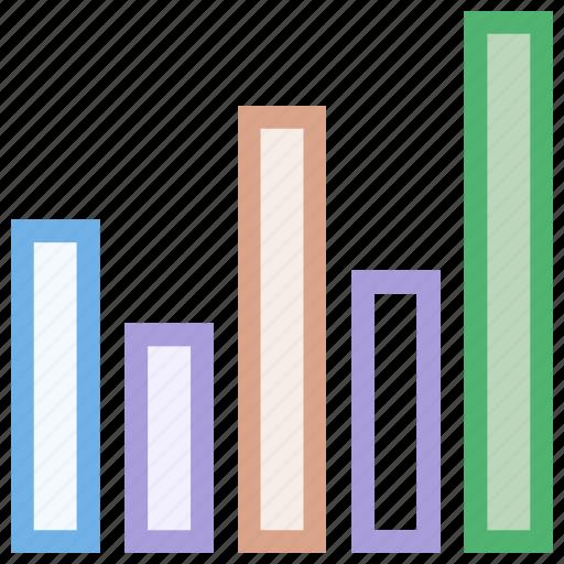 chart, graph, graphic, graphics icon icon